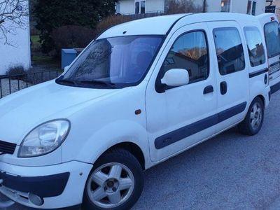 gebraucht Renault Kangoo 1,6 Automat -04
