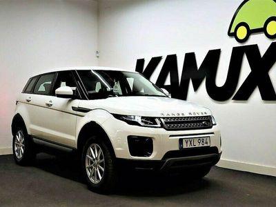 begagnad Land Rover Range Rover evoque | 2.0 eD4 S |