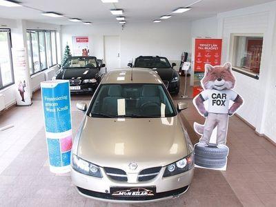 brugt Nissan Almera 5-dörrar 1.8 Automat 116hk 0%Ränta Besiktigad