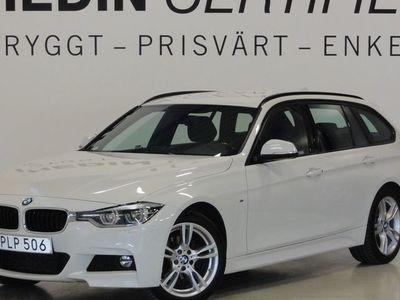 begagnad BMW 320 d XDrive Aut M-Sport Drag 1-Ägare