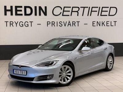 begagnad Tesla Model S 75D AWD Leasbar 333 hk