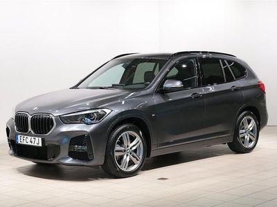 begagnad BMW X1 xDrive20d M Sport Navi Backkamera Drag Driving Assistant Plus HiFi