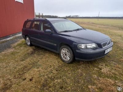 gebraucht Volvo V70 automat, bensin, 41000mil -04