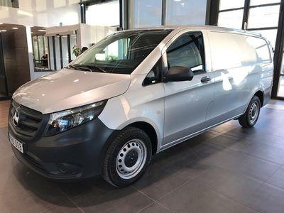 begagnad Mercedes Vito 114 CDI Euro 6 136hk