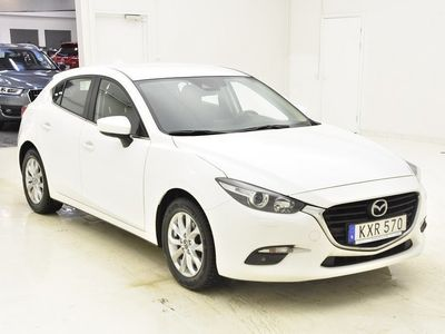 gebraucht Mazda 3 2.0 MOMS 1 BRUKARE EU6