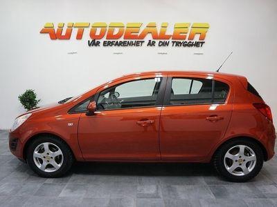 begagnad Opel Corsa 5-dörrar 85hk