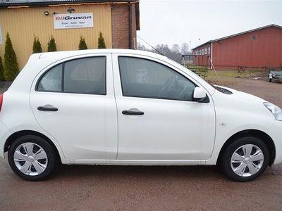begagnad Nissan Micra 1.2 Visia 4200 Mil