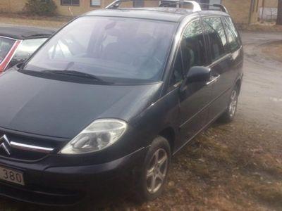 begagnad Citroën C8 defekt -04
