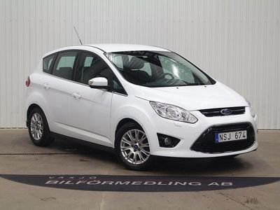second-hand Ford C-MAX 1.6 TDCi 115HK
