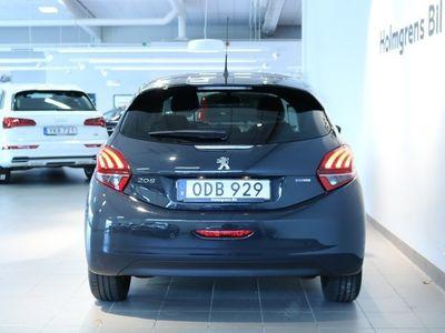 used Peugeot 208 Active 1,2 PureTech 82hk - NYHET