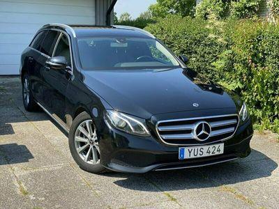 begagnad Mercedes E220 d 9G-Tronic Euro 6