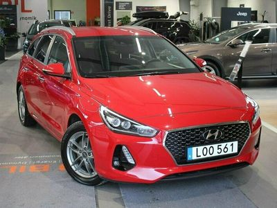 begagnad Hyundai i30 Premium 1.4 T 140hk Aut - Säkerhetspaket. Drag
