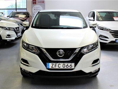 begagnad Nissan Qashqai 1.2 DIG-T Euro 6 115hk / N-CONNECTA
