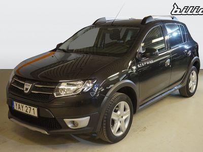 begagnad Dacia Sandero 0,9 90hk Stepway Prestige II