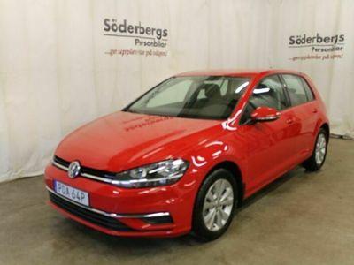 begagnad VW Golf Sportsvan VII 1.6 TDI (115hk)