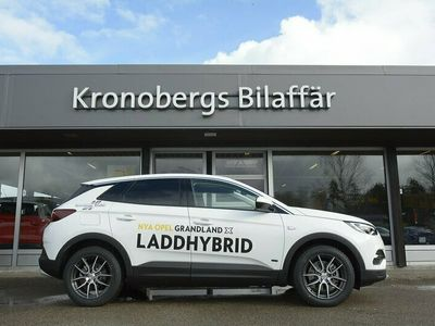begagnad Opel Grandland X Ultimate HYBRID PHEW 300HK A