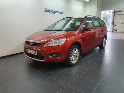 begagnad Ford Focus Kombi Ghia 1.8 Flexifuel 125