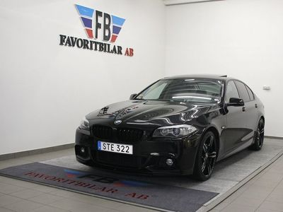 begagnad BMW 530 d Sedan Steptronic Blue Performance Euro 6 245hk