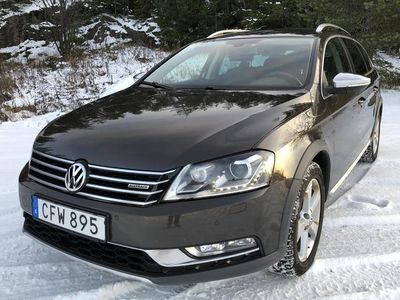 begagnad VW Passat Alltrack 2.0 TDI BlueMotion Technology 4Motion