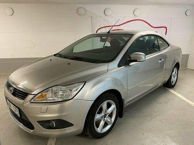 begagnad Ford Focus Cabriolet CC 1.6/ 9000 mil/