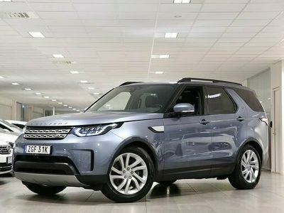 begagnad Land Rover Discovery SDV6 4WD HSE 7-sits Meridian 2019, SUV Pris 599 000 kr