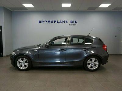 begagnad BMW 116 i 5-door Advantage, Comfort 122hk