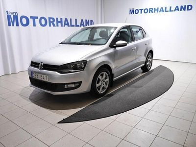 begagnad VW Polo 5D 1,4 85hk MASTERS