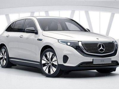 begagnad Mercedes EQC 400 4MATIC ELBIL SUV