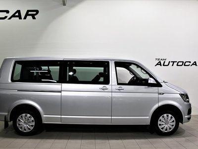 gebraucht VW Transporter 2.0 TDI 9-sits Comfortline, CL Euro 6 150hk