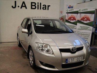 begagnad Toyota Auris 5-dörrar 2.0 0%-ränta 0%-kontant