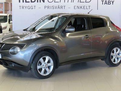 gebraucht Nissan Juke Teckna 1,6 2WD 117hk