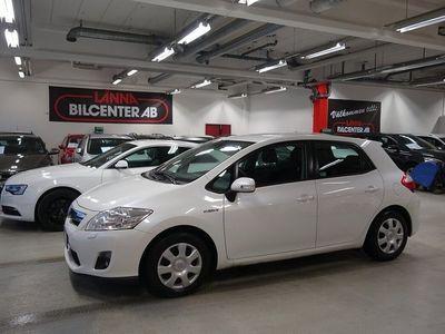 begagnad Toyota Auris Hybrid 1.8 VVT-i | Keyless 2011, Halvkombi 94 500 kr