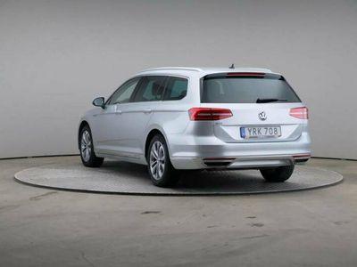 begagnad VW Passat GTE SC Executive Dragpkt SafeTech