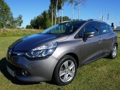 begagnad Renault Clio IV Energy TCe 90 Dynamique 2016, Halvkombi 84 900 kr