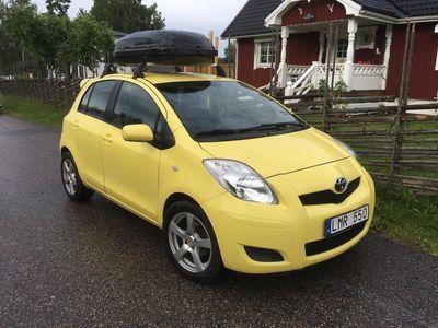 begagnad Toyota Yaris 5-dörrar 1,33, 101hk