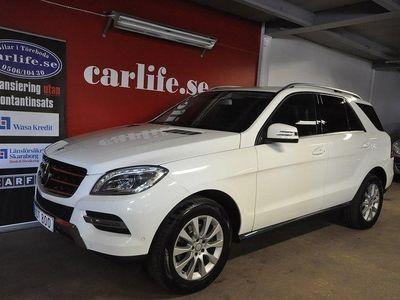 begagnad Mercedes ML250 BlueTEC 4MATIC 7G-Tronic Plus Euro 6 204hk