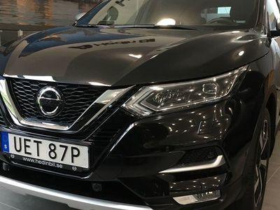 begagnad Nissan Qashqai QASHQAI DIG-T 140 TEKNA+