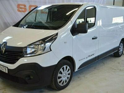 begagnad Renault Trafic 1.6 dCi Euro 6 L2H1 Drag D-värmare 2017, Transportbil Pris 129 000 kr