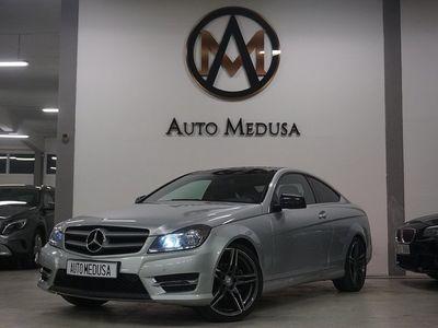 brugt Mercedes 250 C-KLASSCDI Coupé Plus AMG paket 245HK