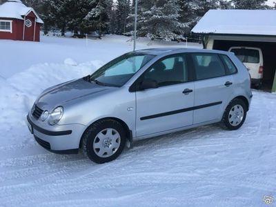 begagnad VW Polo med dragkrok -05