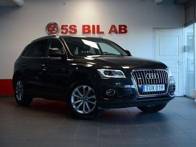 begagnad Audi Q5 2.0TDI QUATTRO,AUT,DRAG,EU6,190HK