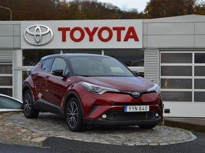 begagnad Toyota C-HR Hybrid, X-edition, teknikpaket, A -18