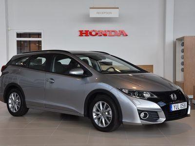 brugt Honda Civic TOURER 1,6 Elegance Navi