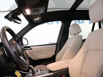begagnad BMW X3 xDrive30d Steptronic M Sport Innovation Edition