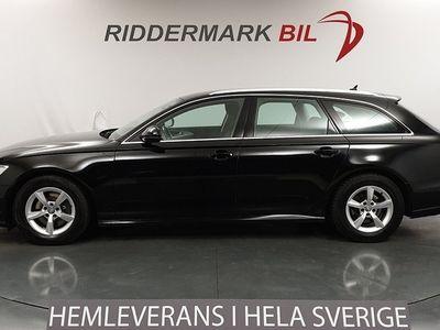 begagnad Audi A6 Avant 2.0 190hk Sport Edition Eu6 Nyservad