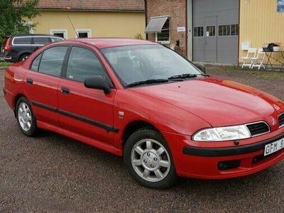 begagnad Mitsubishi Carisma Halvkombi 1.8 125hk