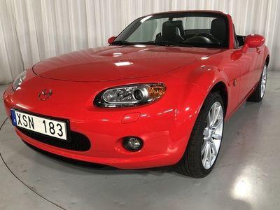 begagnad Mazda MX5 2.0 (160hk)