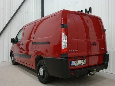 begagnad Peugeot Expert 2.0 HDI Aut 163hk 3-sits Lång -13