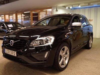 begagnad Volvo XC60 D4 AWD R-Design Business E PRO