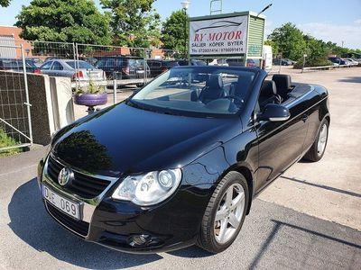 begagnad VW Eos 2.0 FSI Exclusive Cab Endast 5300 mil